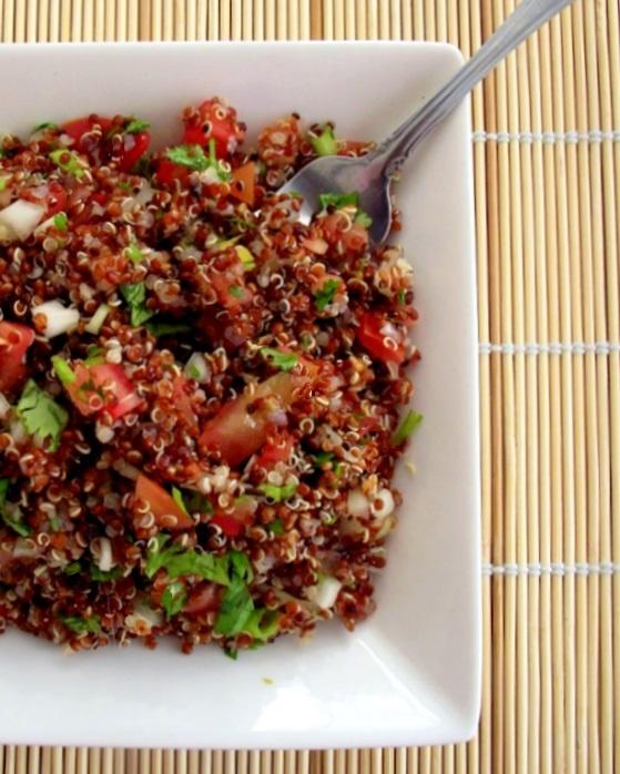 Spring Tabbouleh Recipes — Dishmaps