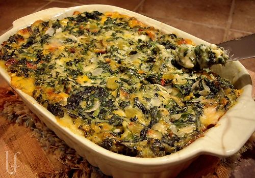 Hot Spinach Dip another yummy looking recipe from Eating Well Living ...