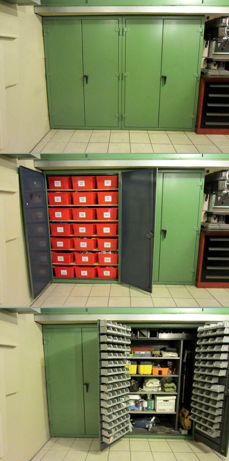 Heavy Storage for your Garage.
