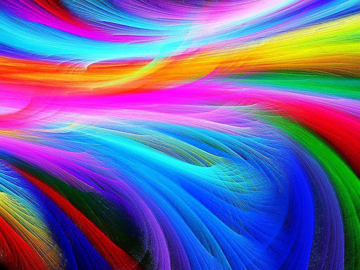 colors images rainbow colour - photo #22