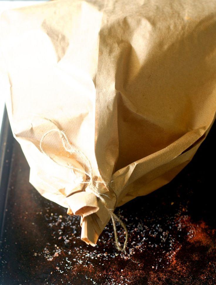 Brown Bag Chicken (1) | recipes | Pinterest