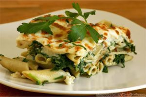 Swiss Chard and Goat Cheese Bake | Recipes for Jeremy | Pinterest