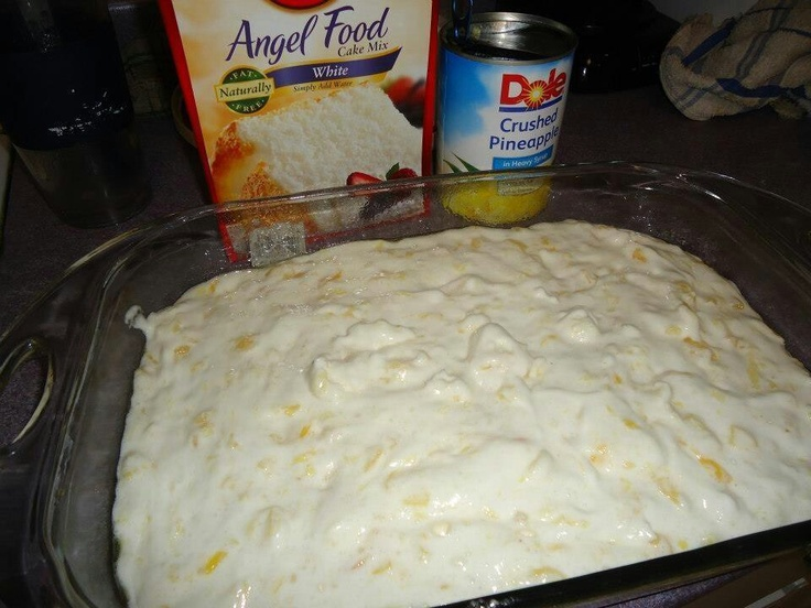 Benson Angel Food Cake