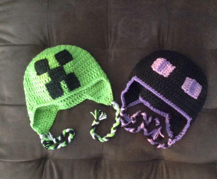 Minecraft Crochet Afghan Pattern Free : Minecraft Creeper Crochet Pattern Apps Directories