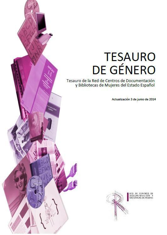 TESAURO DE GÉNERO