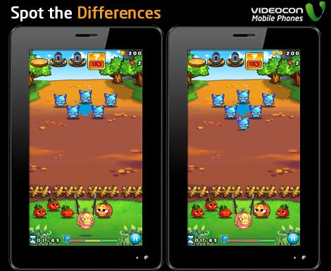 Can you Spot the Differences between the two images?