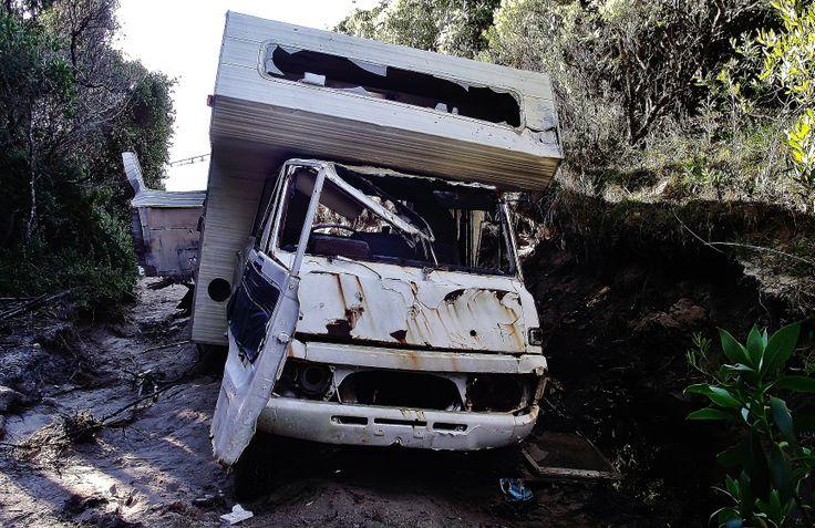 More Motorhome Mayhem Jacqui 39 S New Board Of Abandoned