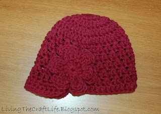 crochet beanies with brim on Etsy, a global handmade and
