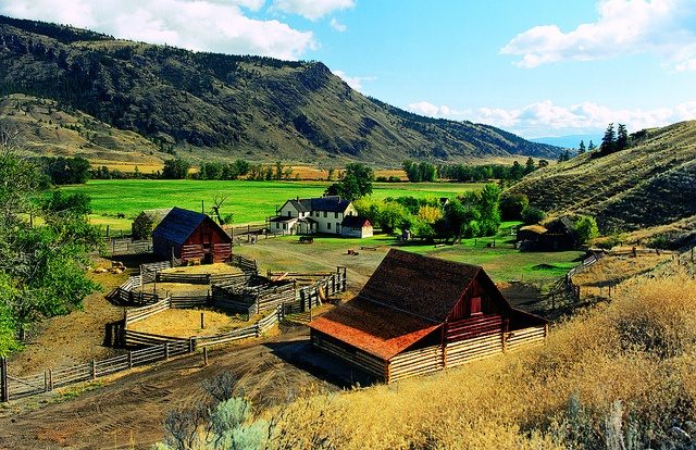 Hat creek ranch bc all things fly fishing pinterest for Hat creek fishing