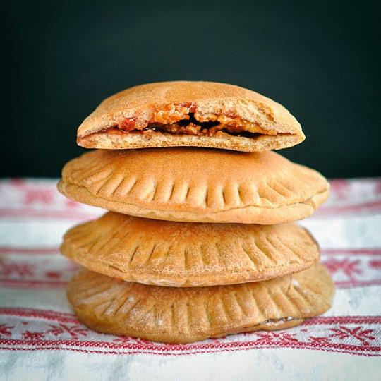 Peanut Butter & Jelly Pockets, Farro Risotto, Coconut Black Rice ...