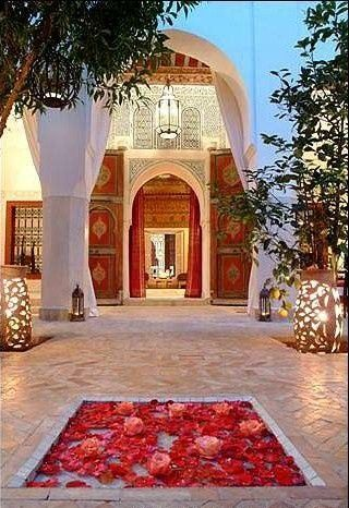 Moroccan Riad - Marrakech
