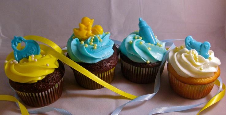 Baby Shower Cupcake Ideas On Pinterest : Baby shower cupcakes Cake Ideas Pinterest