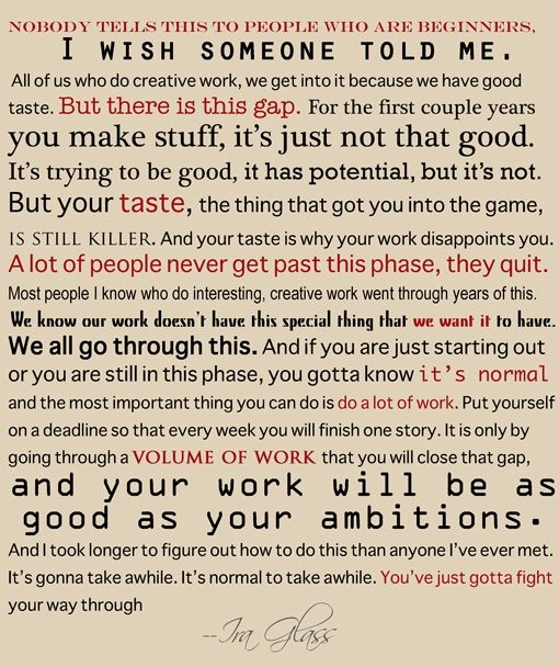 Ira-Glass. I LOVE THIS!