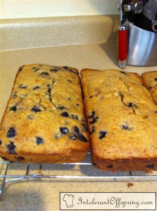 Blueberry Zucchini Bread | recipes | Pinterest
