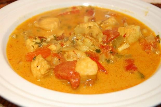 Brazilian Fish Stew! | Recipes | Pinterest