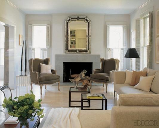 Elle Decor Living Rooms Unique Design Decoration