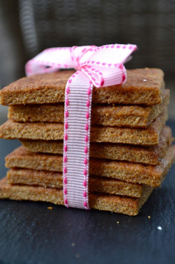 Gluten Free Graham Crackers | Gluten Free | Pinterest