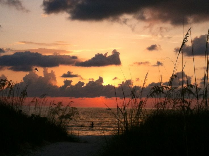 St pete beach sunset randomness pinterest