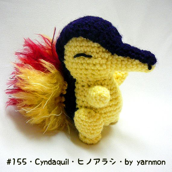 Crochet Pokemon : crochet pokemon Random nerdiness Pinterest