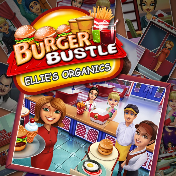 Ahead in the restaurant business in burger bustle ellie s organics