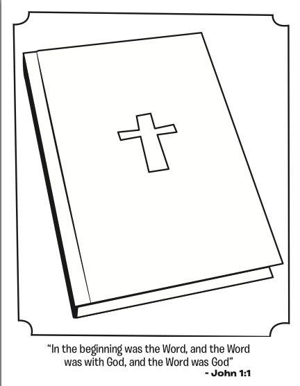 buck denver christian coloring pages - photo#29
