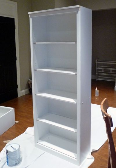 upgrade your inexpensive bookcases tutorial