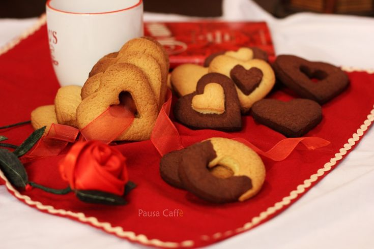 Biscotti abbracci San Valentino | Dolci di Pausa Caffè | Pinterest