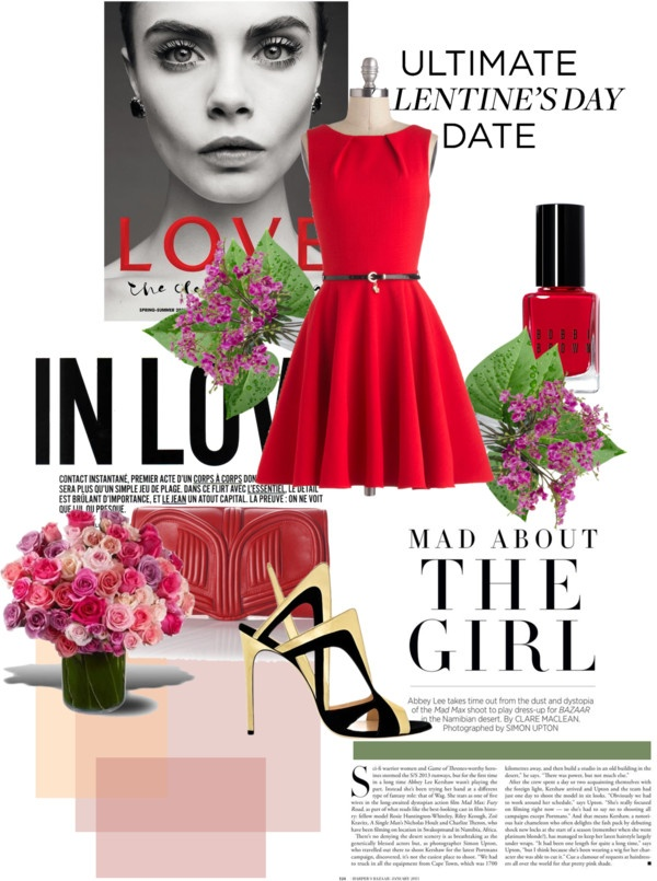 valentine's day date night dresses