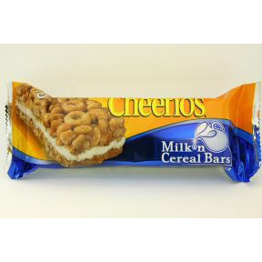 Honey Nut Cheerios Milk n Cereal Bar-1.4 oz. travel size cereal bar ...