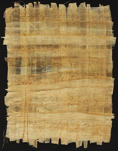 Ancient Egyptian Writing Paper