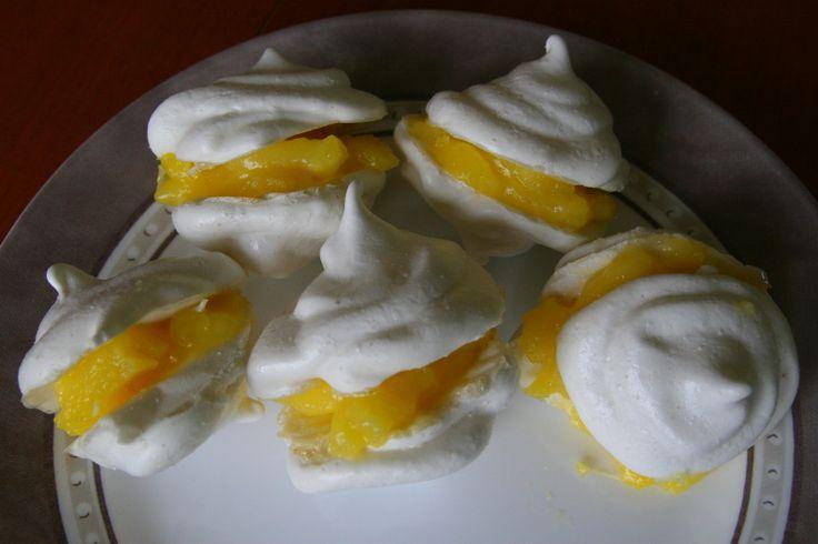 Lemon Meringue Cookies | Recipe