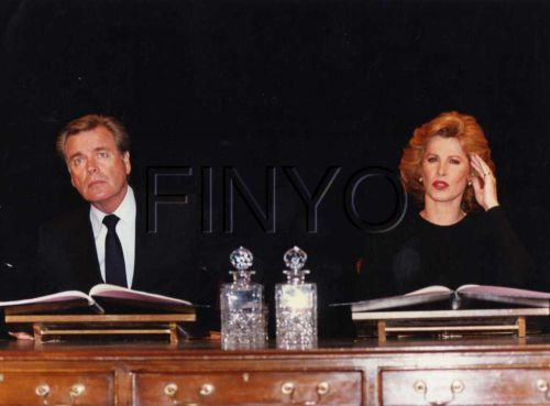 Saw robert wagner and stephanie powers in love letters