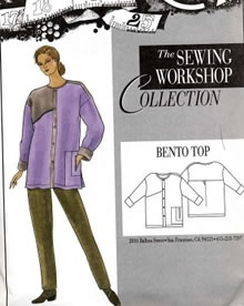 Birch Steet Clothing : Sewing Workshop Collection / Bento Top