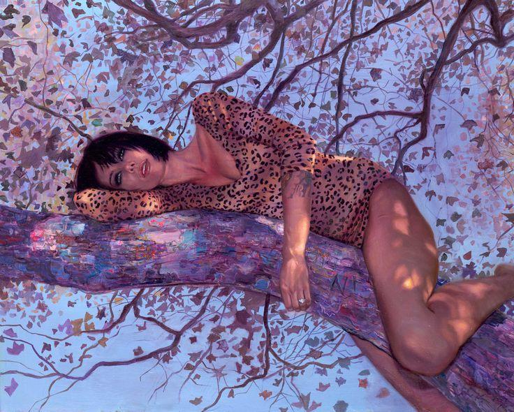 Natalia Fabia  — (2400×1924)