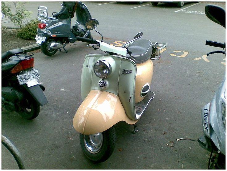 1965 Triumph Tigress - almost there