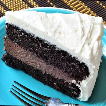 Buttermilk Bourbon Chocolate Cake | Cakes & Cupcakes | Pinterest