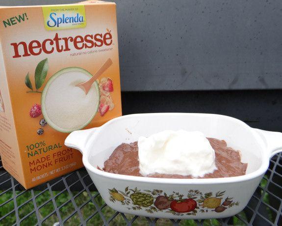 Sugar Free Cafe Mocha Pudding- my teenage daughter really liked this!