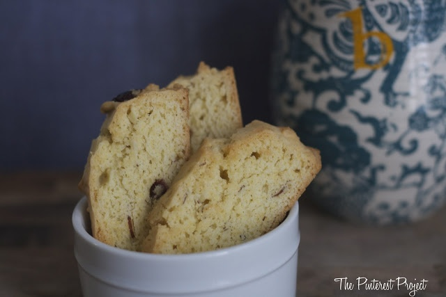 Cranberry Biscotti | Recipes to Try - Breads | Pinterest