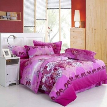 Pin by bedding sets on good bedding sales pinterest - Hot pink and purple bedding ...