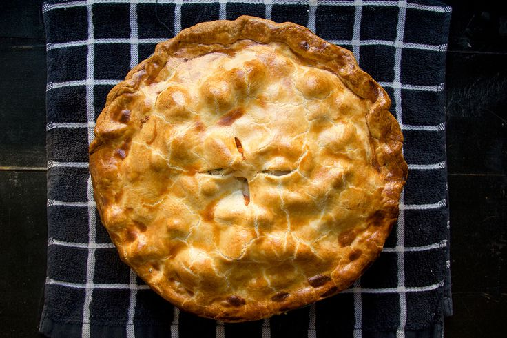 Chicken Pot Pie Recipe - This is the 2nd pot pie recipe from Saveur ...
