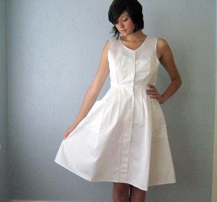 Simple White Dress on White Simple Dresses    Dress I Like