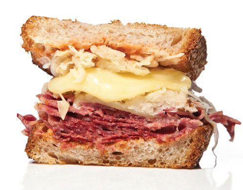 Reuben sandwich | Burgers / Food | Pinterest