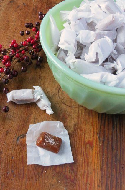 Chocolate Truffles & Truffle-Sea Salt Caramels