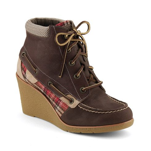 sperry top sider s bailey wedge boots are the best