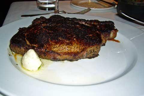 Delmonico Steak Recipe — Dishmaps
