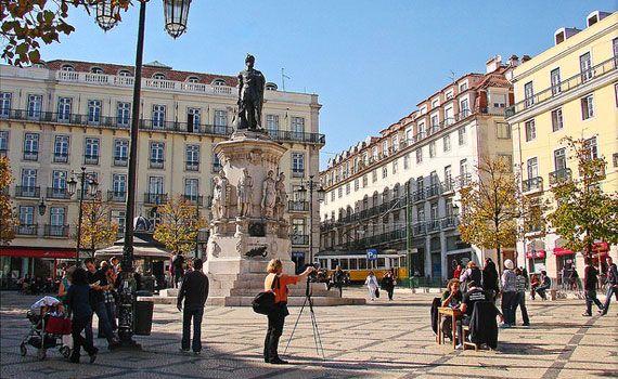 Chiado, Lisbon | RentTheSun