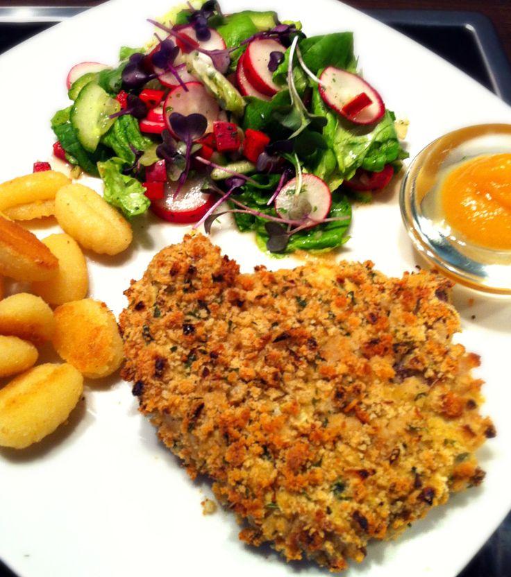 crunchy baked pork chops | Conquered!! | Pinterest