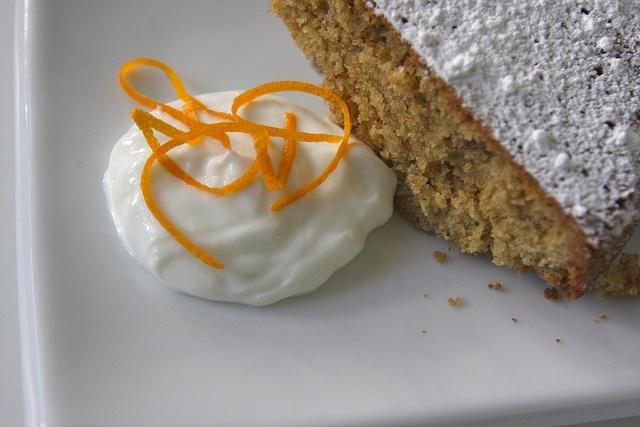 Orange Walnut Cake | Food | Pinterest