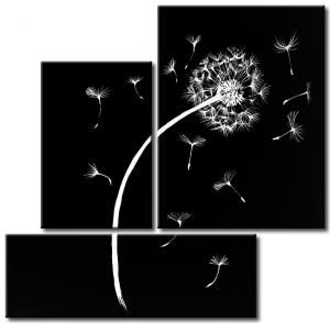 canvas art idea black and white pic craft ideas pinterest