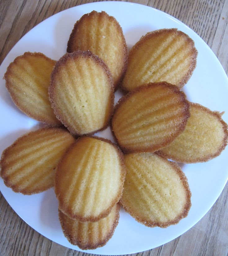 Dorie Greenspan's Traditional Madeleines | Don't Crumble, Cookie! | P...